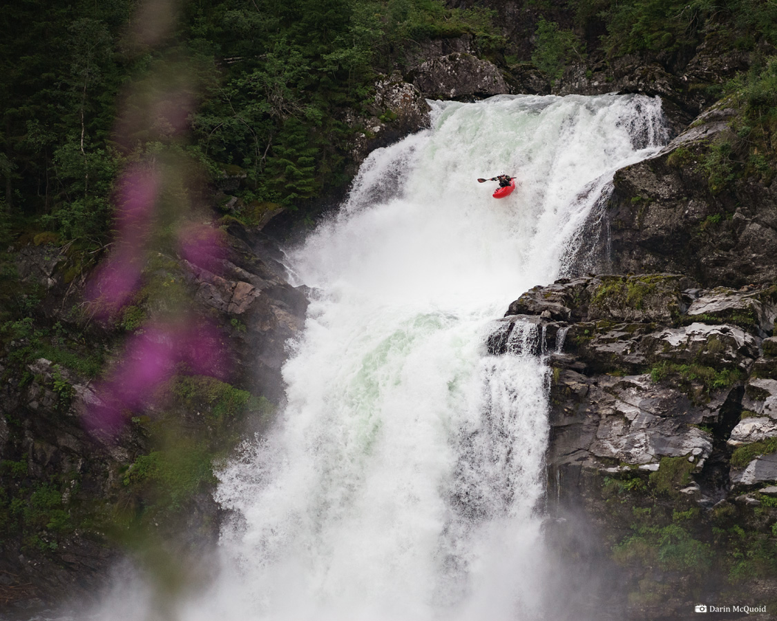 whitewater kayaking driva river norway photography paddling