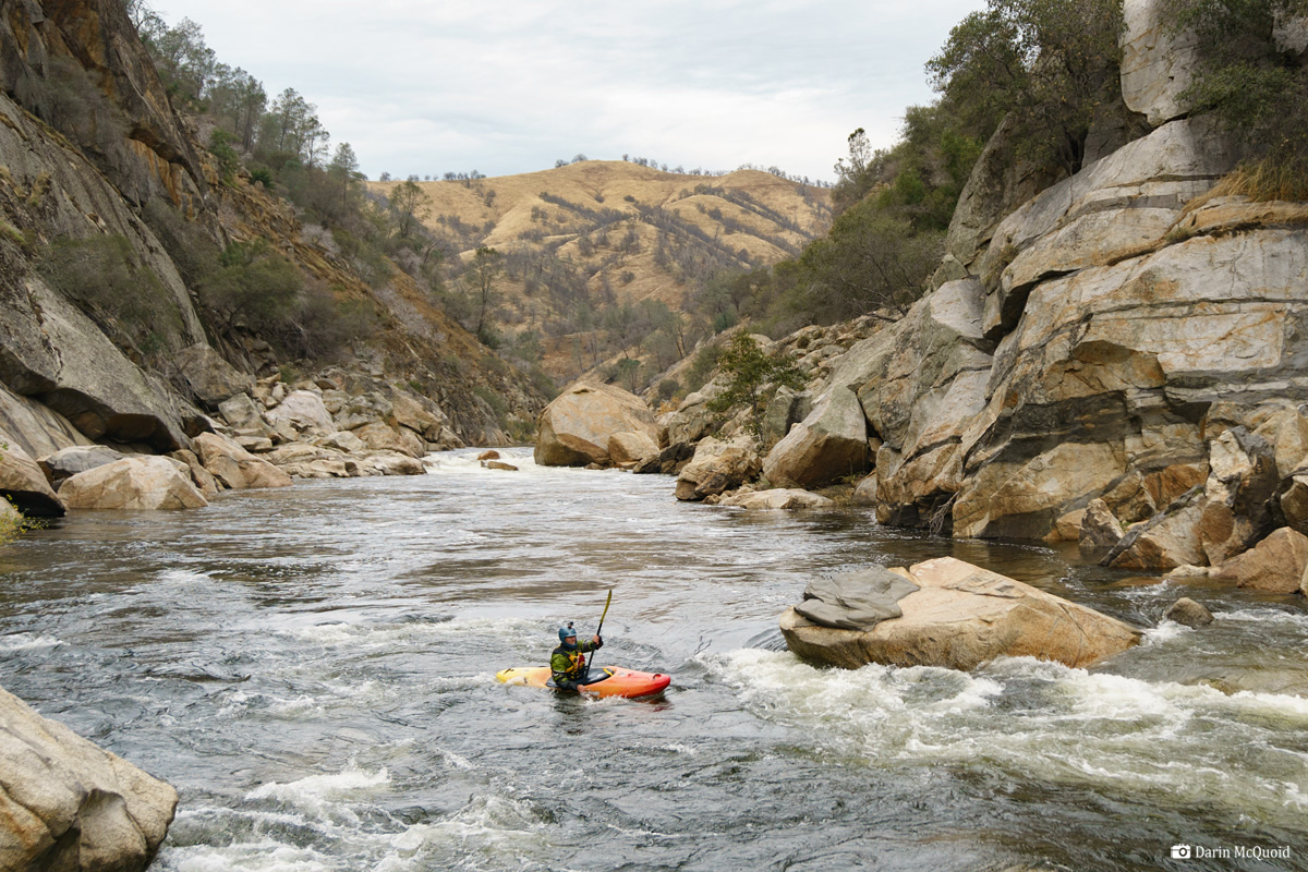 whitewater kayaking river California san joaquin patterson bend photography paddling